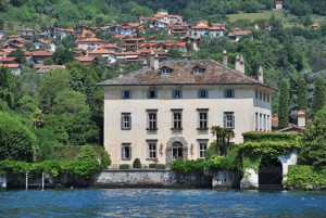 Lake como homes vista lago
